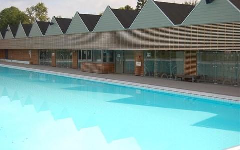 Referenties afkor for Chevetogne piscine